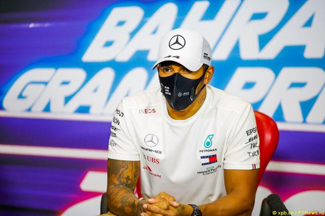 Семикратный чемпион «Формулы-1» Льюис Хэмилтон не будет участвовать в гонке Гран При Сахира