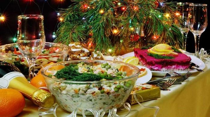 Эксперты подсчитали стоимость новогоднего стола в этом году
