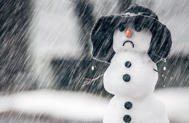 Синоптики прогнозируют в Украине на ближайшие дни мокрый снег, дождь и, как следствие, гололед.