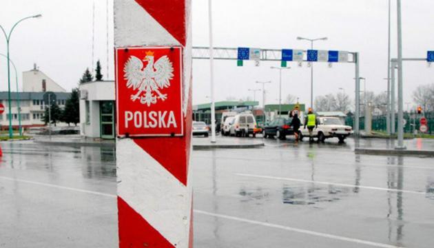 Польша изменила правила въезда для украинцев