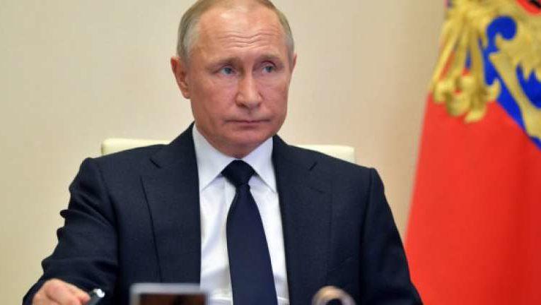Путин вспомнил про Украину