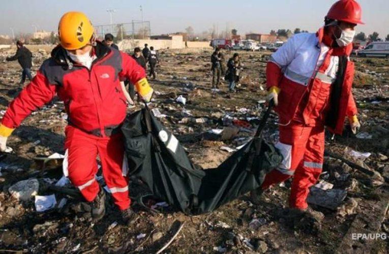 Иран задерживает ознакомление Киева с результатами расследования  авиакатастрофы МАУ