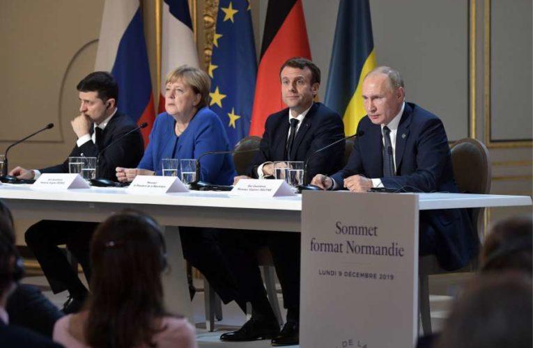 Названы условия для проведения саммита «нормандской четверки»