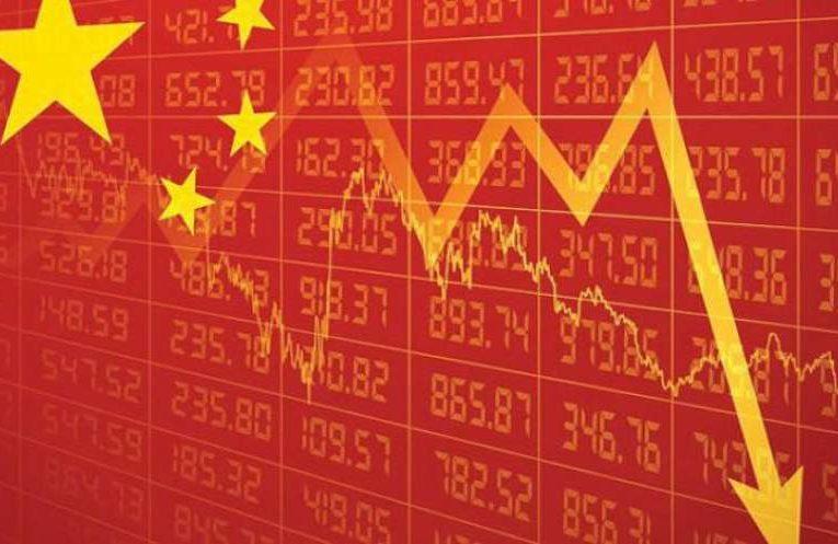 Китай накрыла волна дефляции