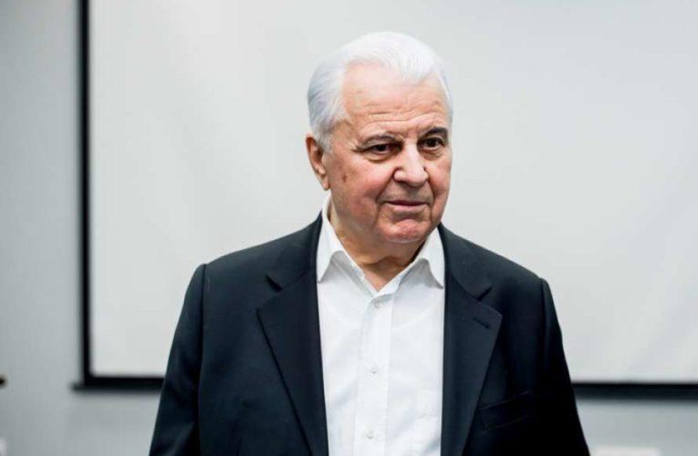 От Кравчука потребовали пояснений его скандального заявления о выборах в ОРДЛО