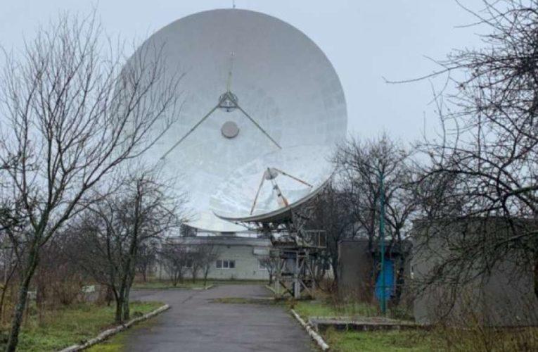 На Львовщине заработал радиотелескоп, который позволяет исследовать Вселенную