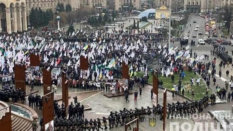 У Зеленского отреагировали на протесты ФОПов