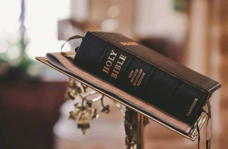 Археологи обнаружили Библию, возраст которой составляет тысячу лет