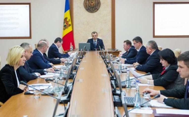Правительство Молдовы ушло в отставку