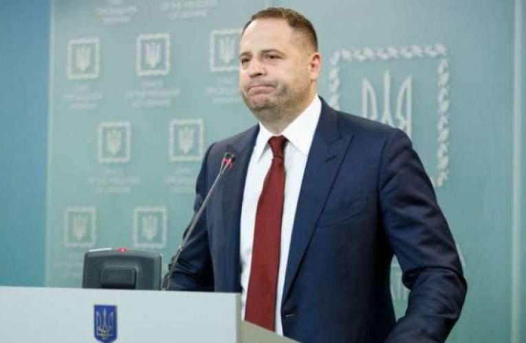 Ермак пообещал, что Зеленский подаст в ВР законопроект о лишении свободы за ложь в декларациях