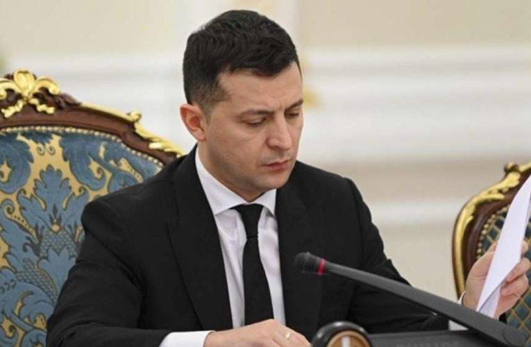 СНБО одобрил законопроект об усилении ответственности за ложь в декларациях