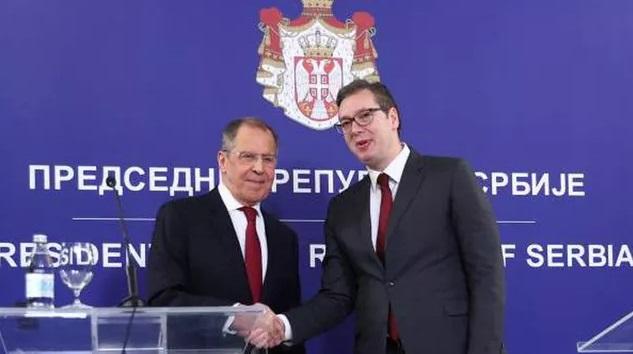 Сербия пустит газ по «Балканскому потоку»