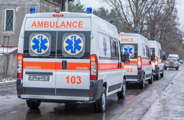В Украине изменились критерии вызовов скорой помощи