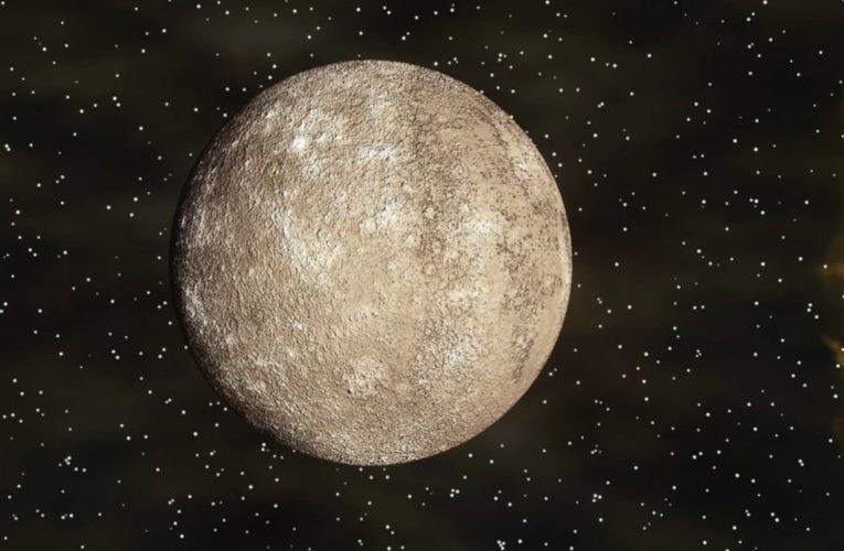 На Меркурии обнаружили лед