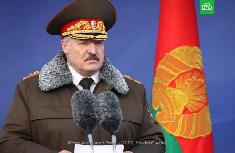 Лукашенко предупредил оппозицию о «красной черте»