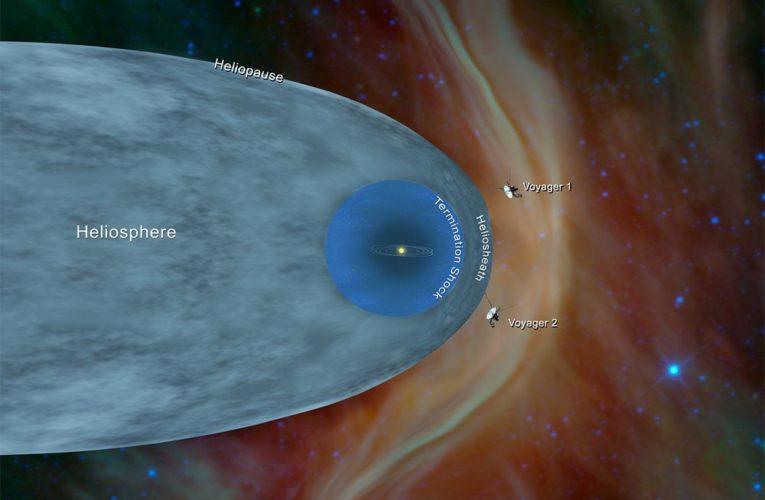 «Вояджеры» зафиксировали более плотный космос вне Солнечной системы