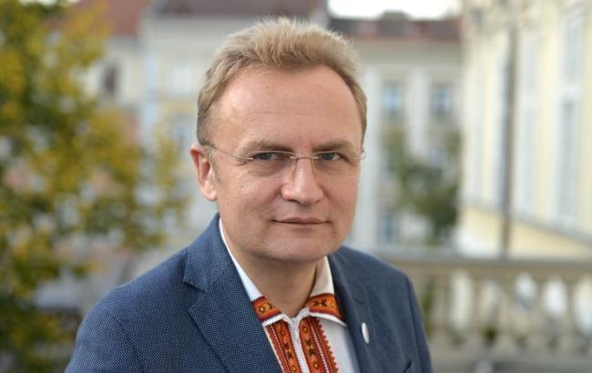 Мэр Львова подхватил коронавирус