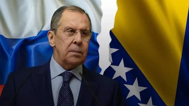 Босния и Герцеговина  устроила дипломатический скандал из-за Лаврова