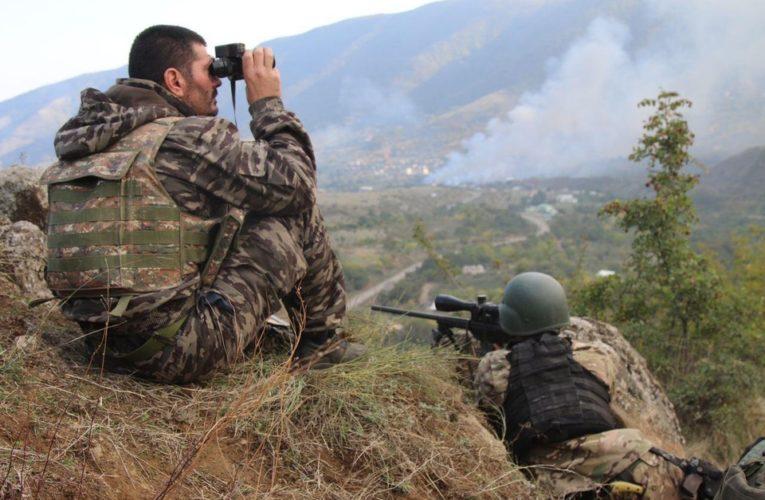 Войну в Карабахе снимали на смартфоны: Ролики с отрезанными головами станут новой искрой конфликта