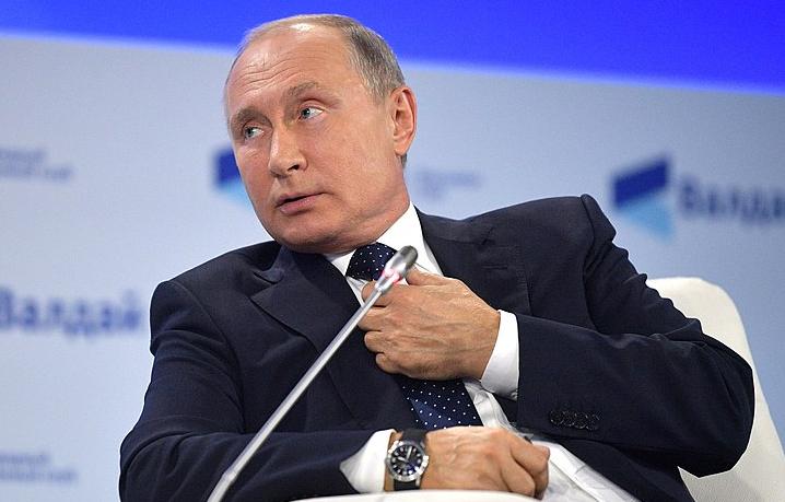 Тайный визит Путина в Сирию вызвал ажиотаж на Ближнем Востоке