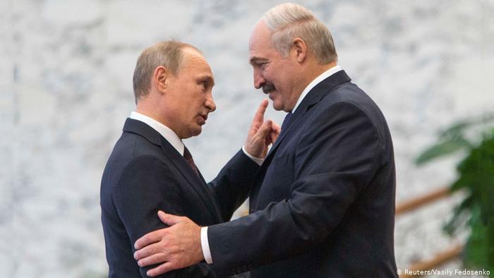 Лукашенко назвал Путина своим другом, а Зеленского — нет