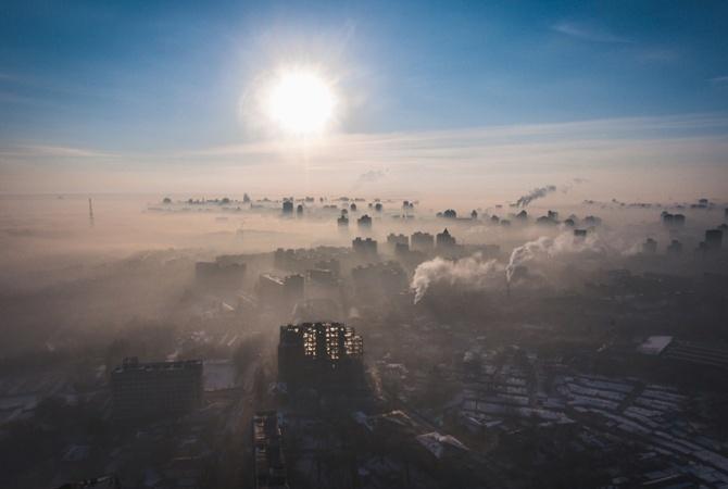 Киев вошел в топ-20 мегаполисов с самым грязным воздухом