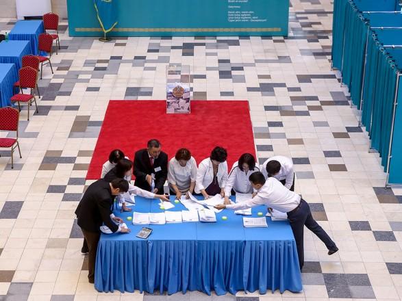 Стало известно, кто победил на парламентских выборах в Казахстане