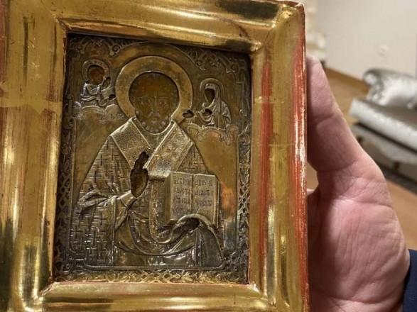 Подаренную Лаврову икону из Луганска Босния вернет, но не Украине