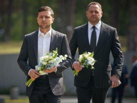 Ермак прокомментиролвал слухи о втором президентском сроке Зеленского
