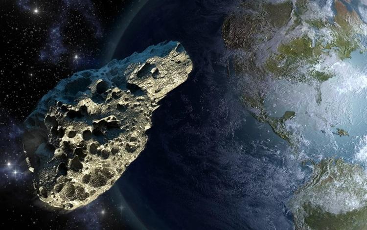 Около Земли пройдет потенциально опасный астероид