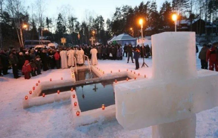 Крещение 2021: список безопасных мест для купания в Киеве