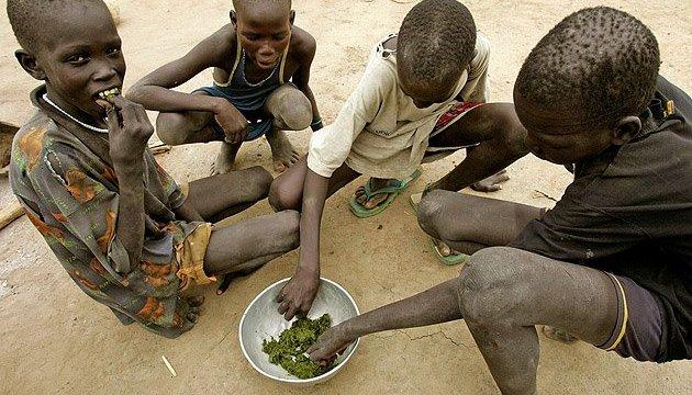 Ряду стран Средиземноморья грозит голод