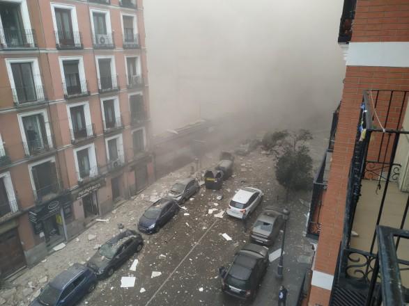 Взрыв в Мадриде: власти Испании подтвердили гибель 3 человек
