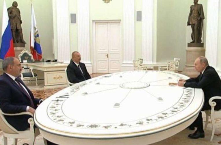 Россия, Армения и Азербайджан сделали заявление по Нагорному Карабаху