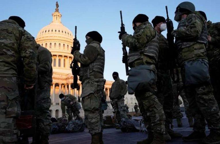 Стало известно, как будут охранять инаугурацию Байдена в Вашингтоне