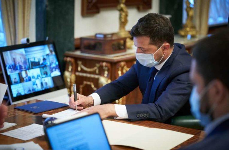 Зеленский утвердил состав Совета содействия развитию малого бизнеса