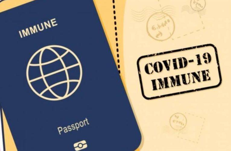 В ЕС обсудят введение «паспортов вакцинации»