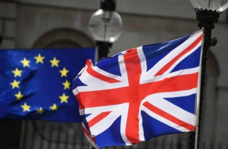 Разгорелся скандал между Великобританией и ЕС