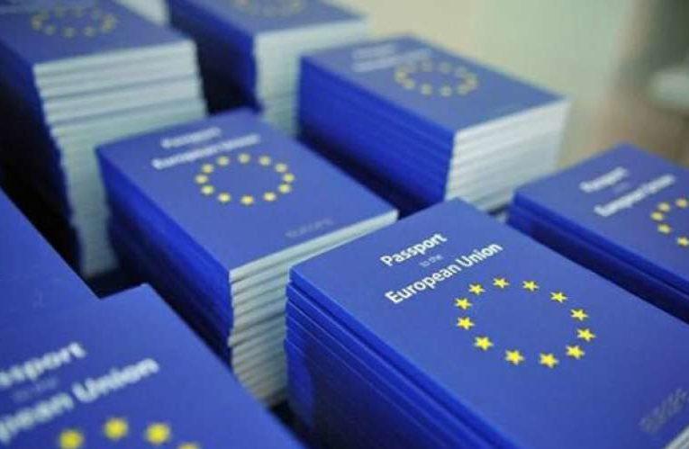 Украинцы занимают 3 место по количеству видов на жительство в Евросоюзе