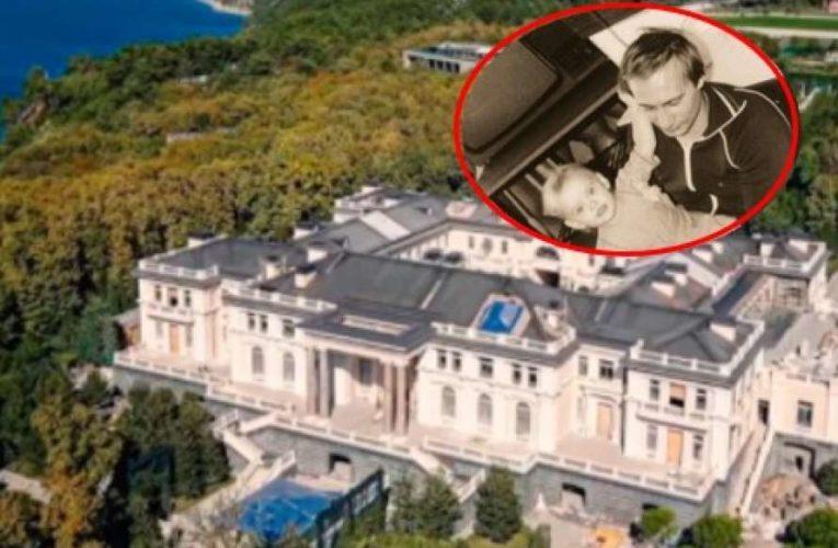В Дрездене показали квартиру Путина (Фото)