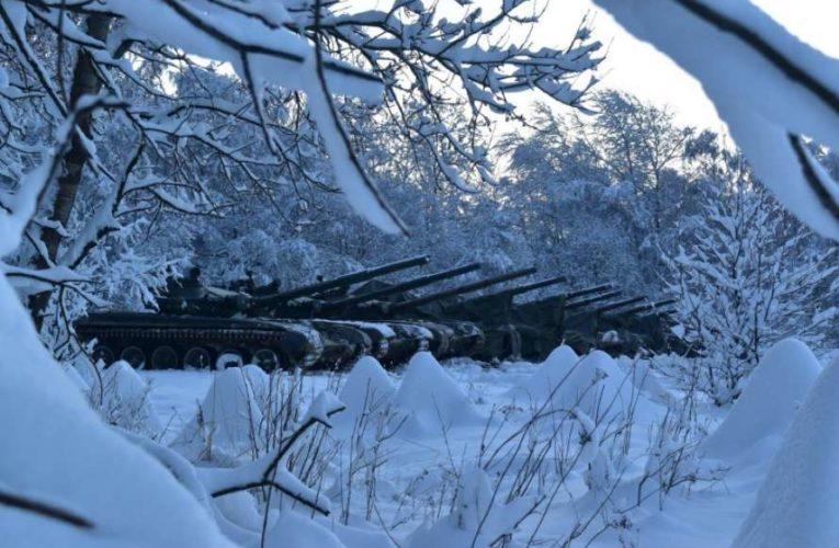 Вооруженные силы Беларуси подняты по тревоге