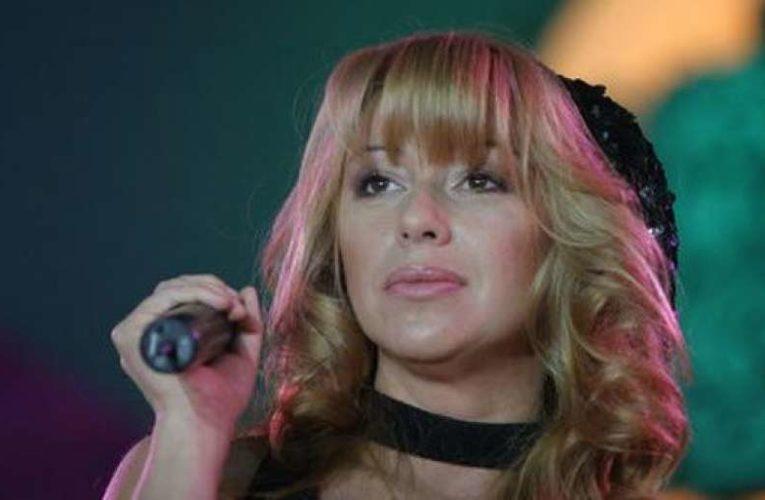 Популярную певицу 90-х внесли в Украине в список лиц, представляющих угрозу нацбезопасности