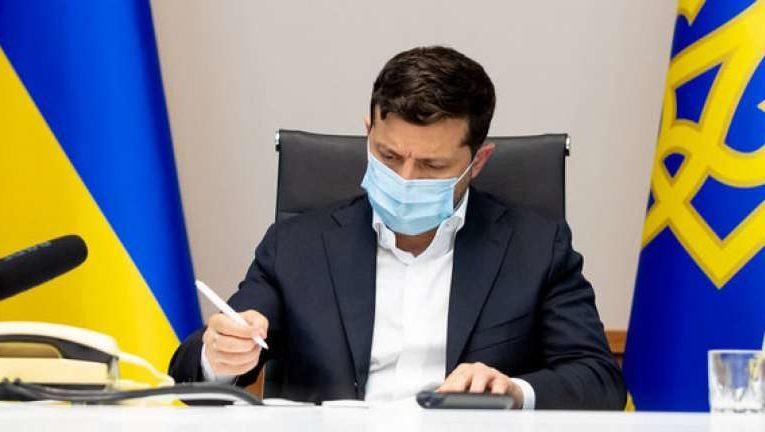 Зеленский подписал указ лишении свободы за ложь в декларации
