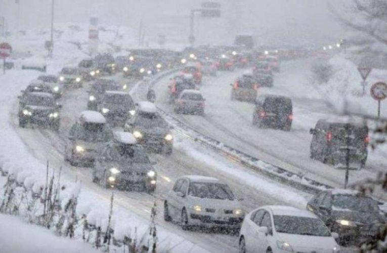 Синоптики рассказали, когда закончится снегопад в Киеве