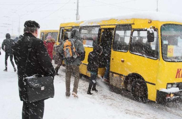 Перевозчики сообщили о повышении цен на проезд в маршрутках с 1 марта