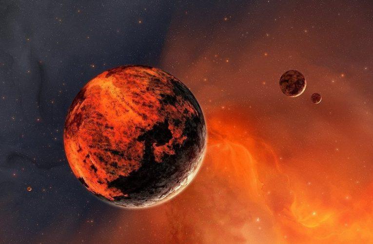 Ученые выяснили, почему исчезла атмосфера на Марсе
