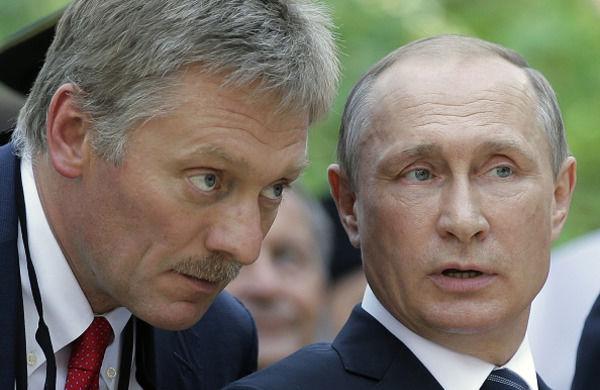 Кремль рассказал о подходе Путина к Украине