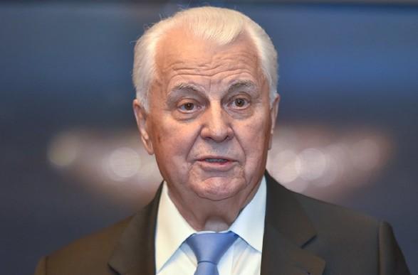 Кравчук предложил зеркально отвечать на провокации в Донбассе