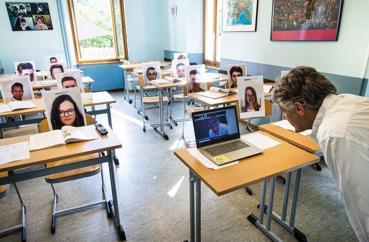 Министр образования и науки рассказал, как работают школы и детсады во время локдауна