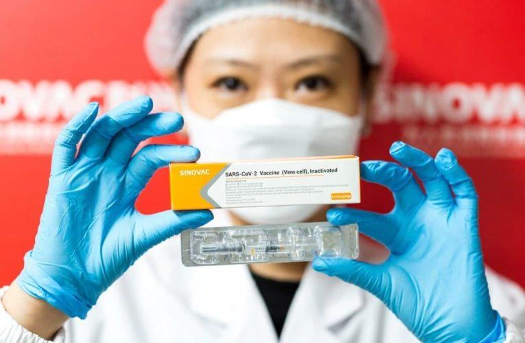 В Украину прибыла первая партия китайской вакцины CoronaVac